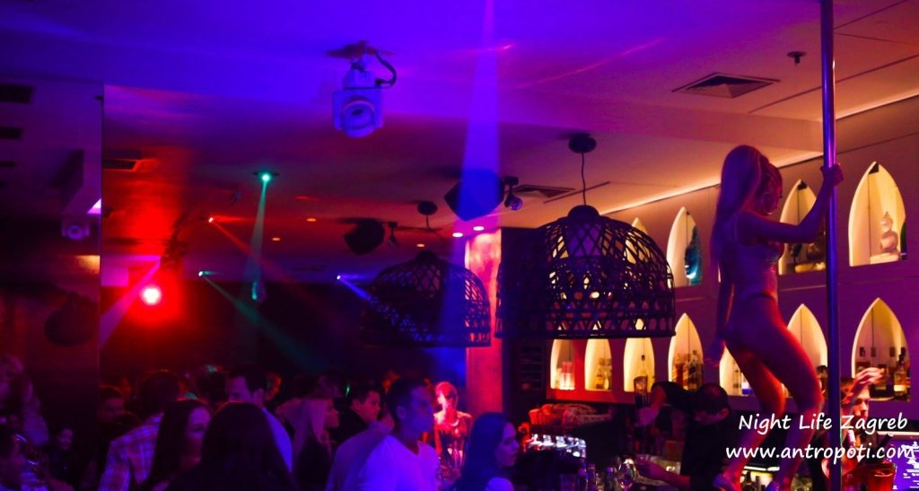 Nightlife Zagreb Antropoti nightlife guide